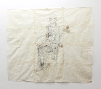 Kiki Smith, The Wait